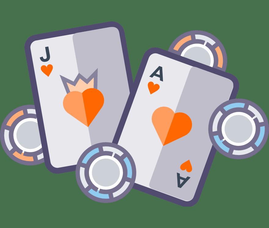 100 Xì dách New Casinos hay nhất năm 2021